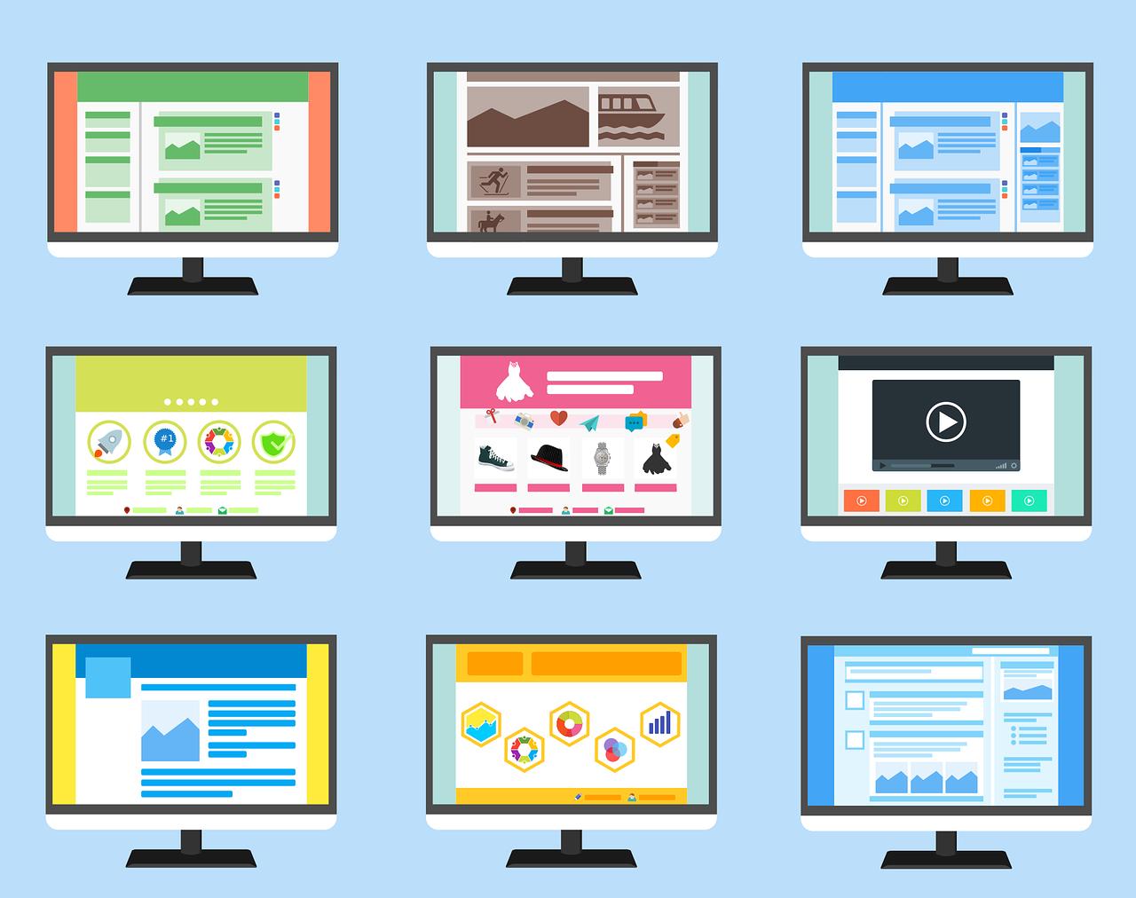 Webサイト制作ーTOPページの役割と構成について